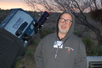 "Me and my 14.5"" Litebox dob at Mojave National Preserve"